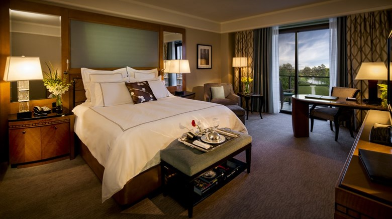 The Umstead Hotel And Spa Room