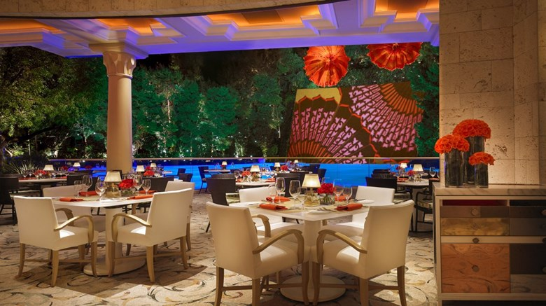 Tower Suites at Wynn Las Vegas Restaurant