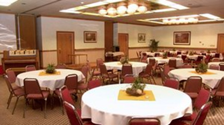 Holiday Inn at Buffalo Bill Village Banquet
