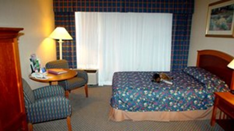 Holiday Inn at Buffalo Bill Village Room
