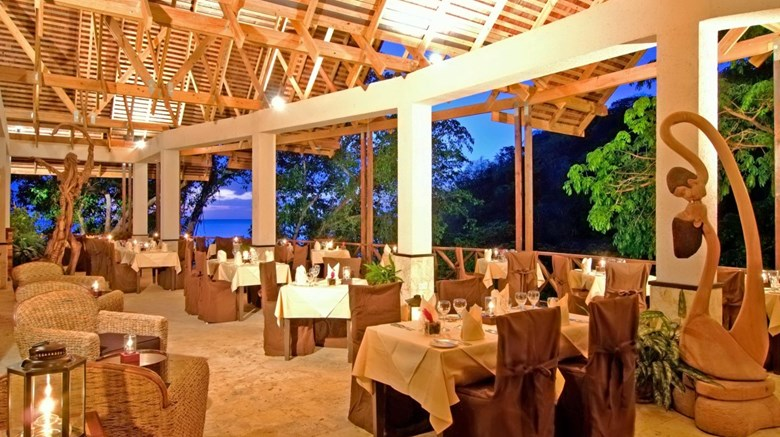 Anse Chastanet Resort Restaurant