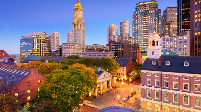 Boston Scenery
