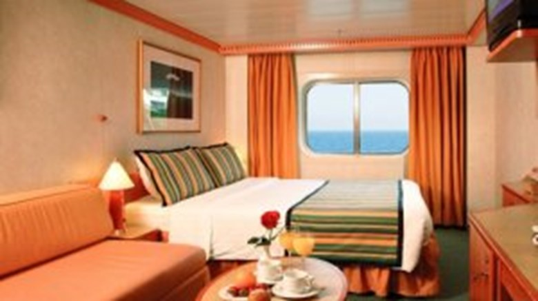 Costa Mediterranea Outside Cabin