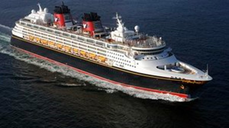 Disney Magic Exterior