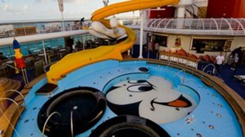 Disney Magic Pool