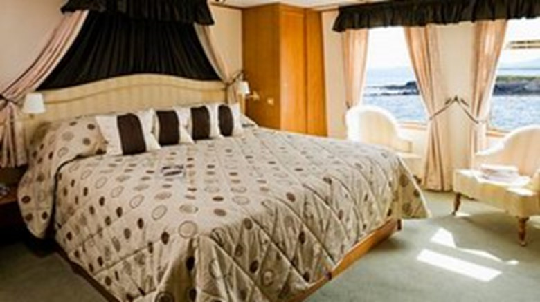 Hebridean Princess Suite