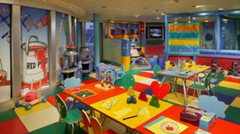Queen Mary 2 Childrens Facilities