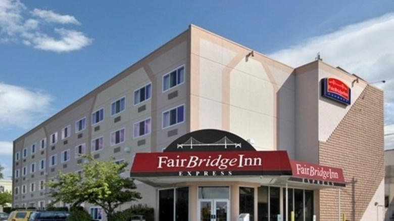 "FairBridge Inn Express Exterior. Images powered by <a href='http://www.leonardo.com'  target=""_blank"">Leonardo</a>."