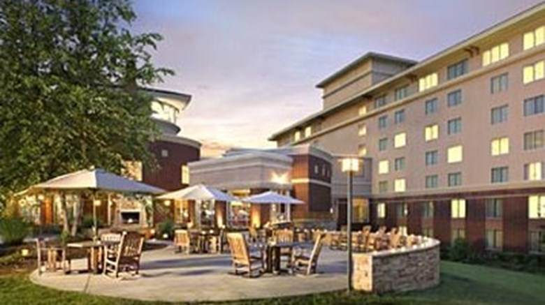 Meadowview Conference Resort Exterior