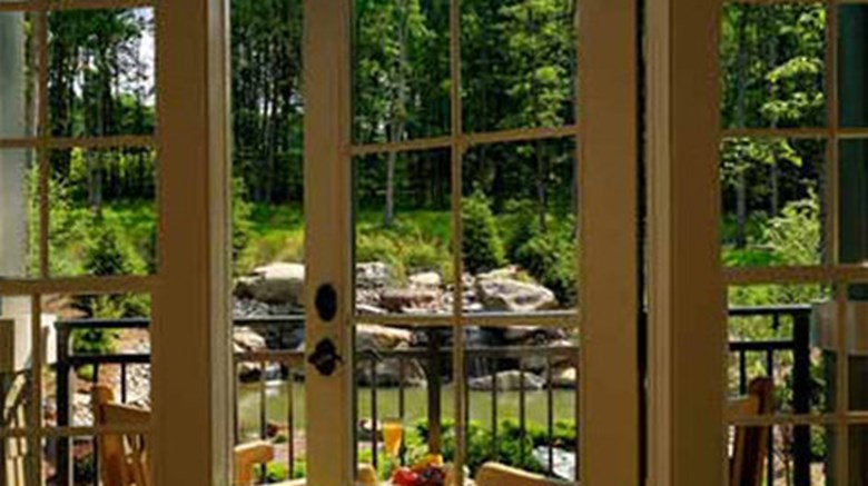 "The Lodge at Woodloch Exterior. Images powered by <a href='http://www.leonardo.com'  target=""_blank"">Leonardo</a>."