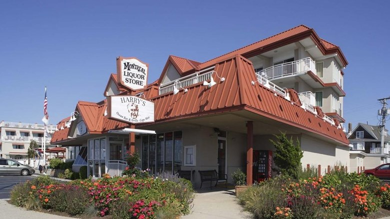Cape May Hotels >> Montreal Inn Cape May Nj Hotels Tourist Class Hotels In Cape May