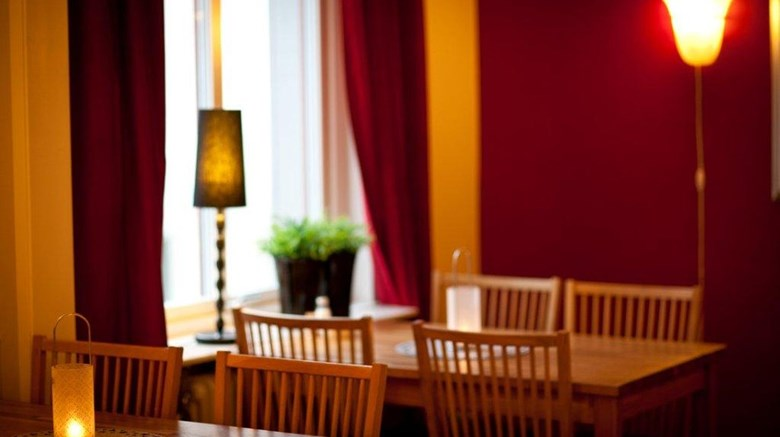 "Hotell Radhuset Restaurant. Images powered by <a href='http://www.leonardo.com'  target=""_blank"">Leonardo</a>."