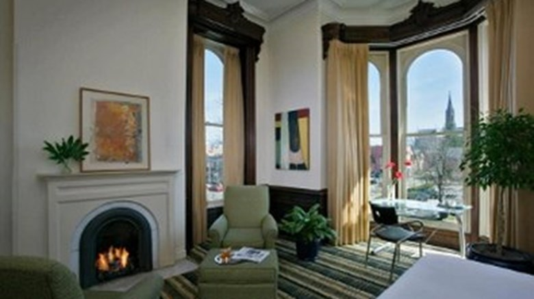 "The Mansion on Delaware Avenue Room. Images powered by <a href='http://www.leonardo.com'  target=""_blank"">Leonardo</a>."