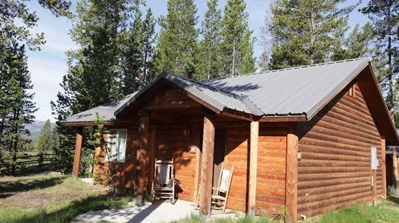 Headwaters Lodge Cabins At Flagg Ranch Exterior Images Ed By A Href