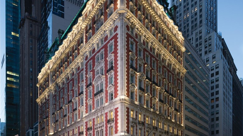 "The Knickerbocker Exterior. Images powered by <a href='http://www.leonardo.com'  target=""_blank"">Leonardo</a>."