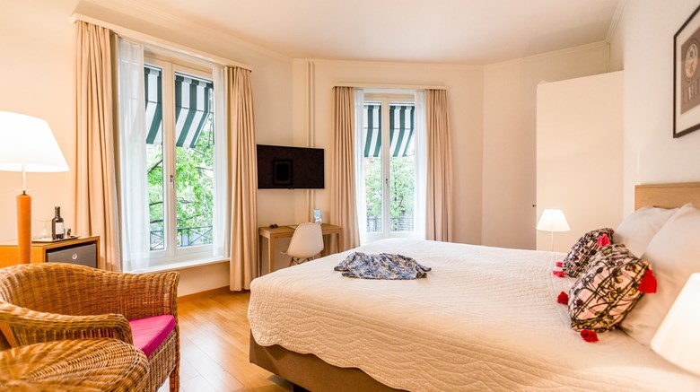 "Hotel Seegarten Room. Images powered by <a href='http://www.leonardo.com'  target=""_blank"">Leonardo</a>."