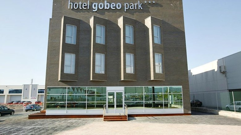 "Hotel Gobeo Park Exterior. Images powered by <a href='http://www.leonardo.com'  target=""_blank"">Leonardo</a>."