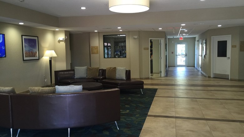 Candlewood Suites Woodward Exterior