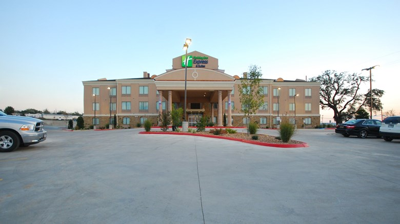Holiday Inn Express Suites Gonzales Exterior Images Ed By A Href