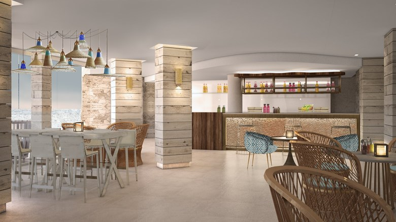 "Nobu Hotel Ibiza Bay Restaurant. Images powered by <a href=&#39;http://www.leonardo.com&#39;  target=""_blank"">Leonardo</a>."