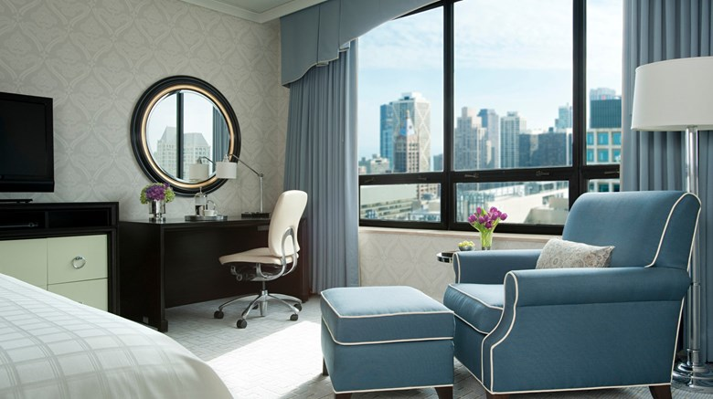 "The Ritz-Carlton, Chicago Room. Images powered by <a href='http://www.leonardo.com'  target=""_blank"">Leonardo</a>."