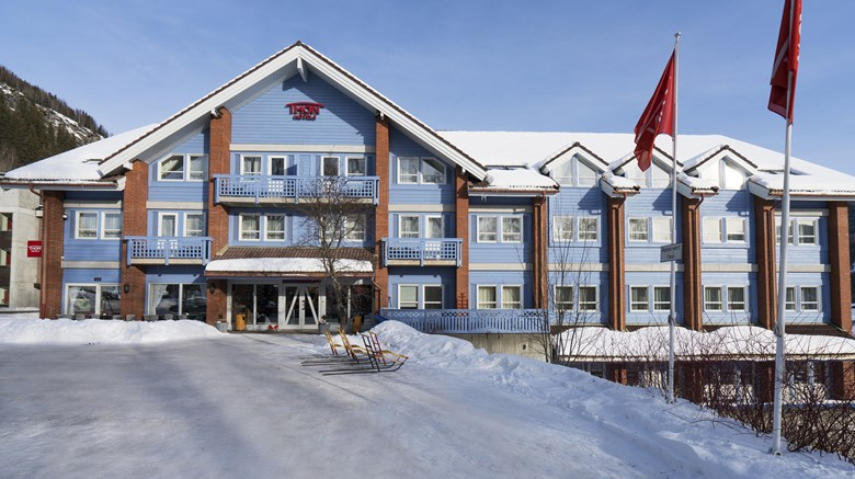 "Thon Hotel Hallingdal Exterior. Images powered by <a href=&#39;http://www.leonardo.com&#39;  target=""_blank"">Leonardo</a>."