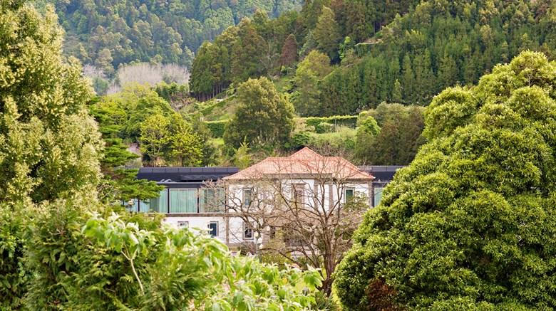 "Furnas Boutique Hotel Thermal & Spa Exterior. Images powered by <a href='http://www.leonardo.com'  target=""_blank"">Leonardo</a>."