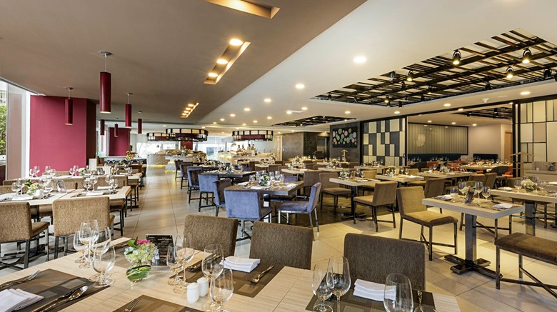 "Novotel Suites Hanoi Restaurant. Images powered by <a href=&#39;http://www.leonardo.com&#39;  target=""_blank"">Leonardo</a>."