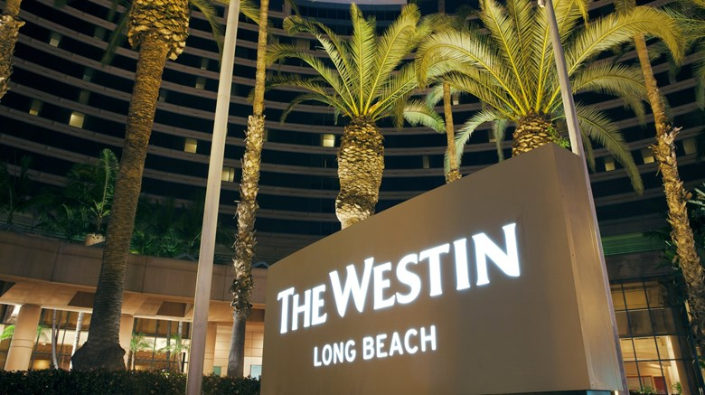 The Westin Long Beach Exterior