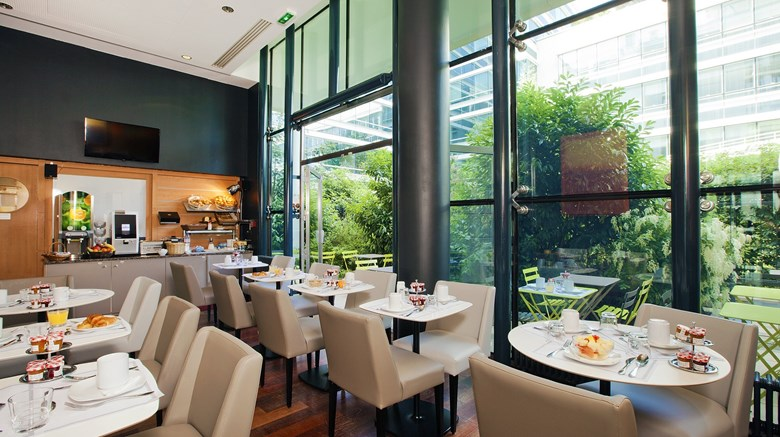 "Residhome Monceau Bois Colombes Restaurant. Images powered by <a href='http://www.leonardo.com'  target=""_blank"">Leonardo</a>."