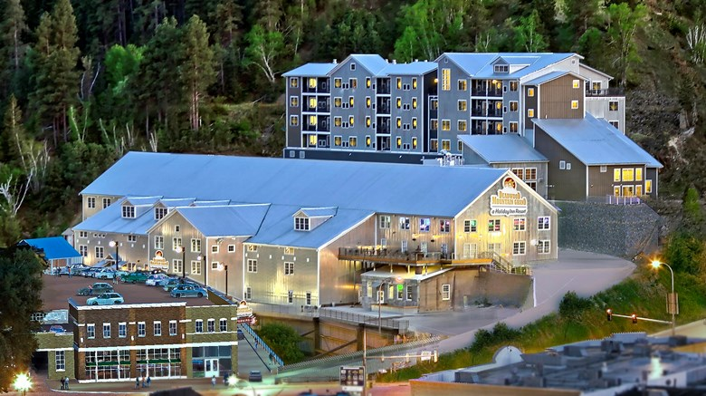 Deadwood Mountain Grand Holiday Inn Rst Exterior Images Ed By A Href