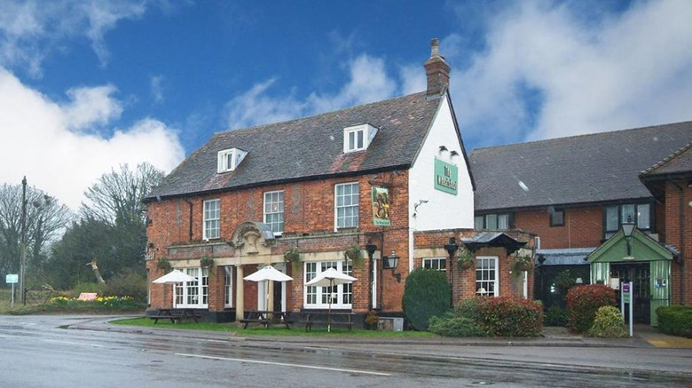 "Wheatsheaf Hotel Exterior. Images powered by <a href=&#39;http://www.leonardo.com&#39;  target=""_blank"">Leonardo</a>."