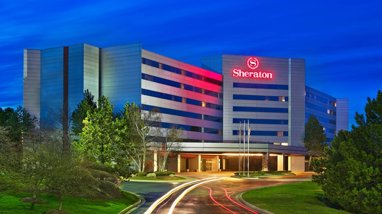 "Sheraton Detroit Novi Hotel Exterior. Images powered by <a href='http://www.leonardo.com'  target=""_blank"">Leonardo</a>."