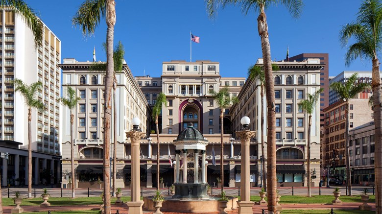 Hotels In San Diego >> The Us Grant A Luxury Collection Hotel San Diego Ca Hotels