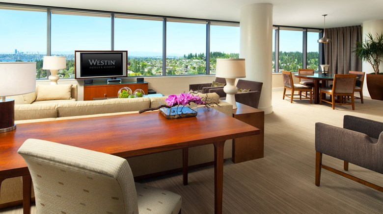 "The Westin Bellevue Suite. Images powered by <a href='http://www.leonardo.com'  target=""_blank"">Leonardo</a>."