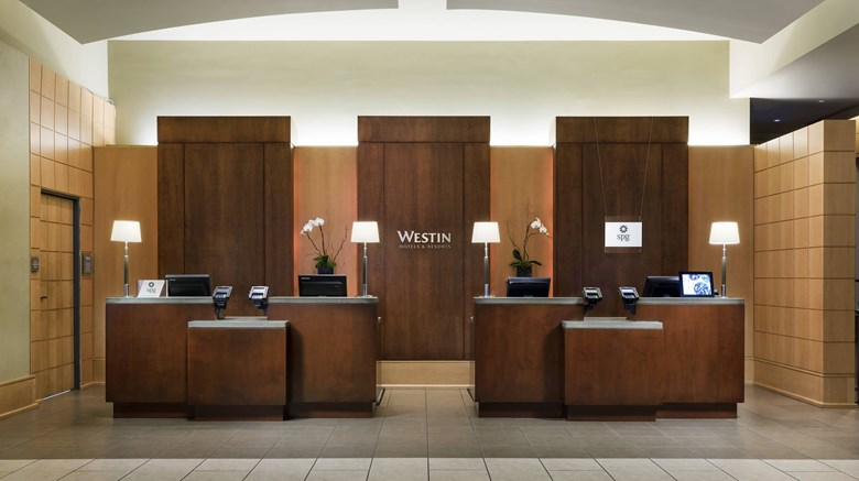 "The Westin Arlington Gateway Lobby. Images powered by <a href='http://www.leonardo.com'  target=""_blank"">Leonardo</a>."