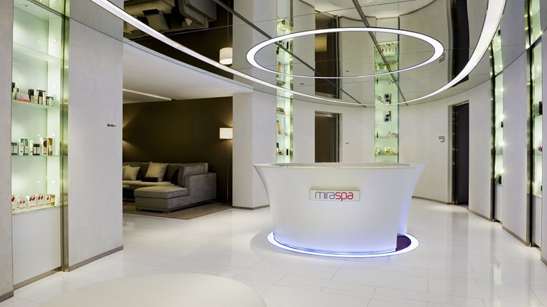 "The Mira Hong Kong, a Design Hotel Spa. Images powered by <a href='http://www.leonardo.com'  target=""_blank"">Leonardo</a>."