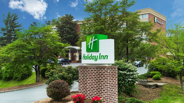 "Holiday Inn Charlottesville-Monticello Exterior. Images powered by <a href='http://www.leonardo.com'  target=""_blank"">Leonardo</a>."