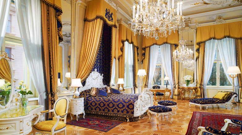"Hotel Imperial, Luxury Collection Hotel Suite. Images powered by <a href=&#39;http://www.leonardo.com&#39;  target=""_blank"">Leonardo</a>."
