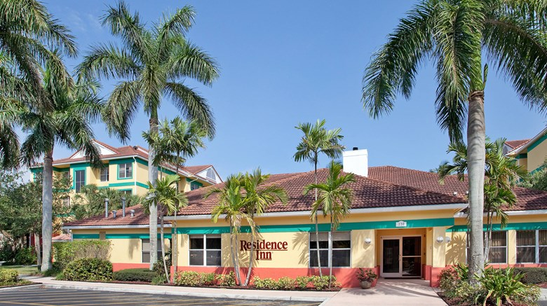 Residence Inn Ft Lauderdale Plantation Exterior Images Ed By A Href
