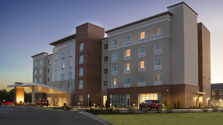 Fairfield Inn Suites Rock Hill Exterior Images Ed By A Href
