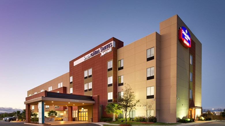 "SpringHill Suites San Antonio SeaWorld Exterior. Images powered by <a href=&#39;http://www.leonardo.com&#39;  target=""_blank"">Leonardo</a>."