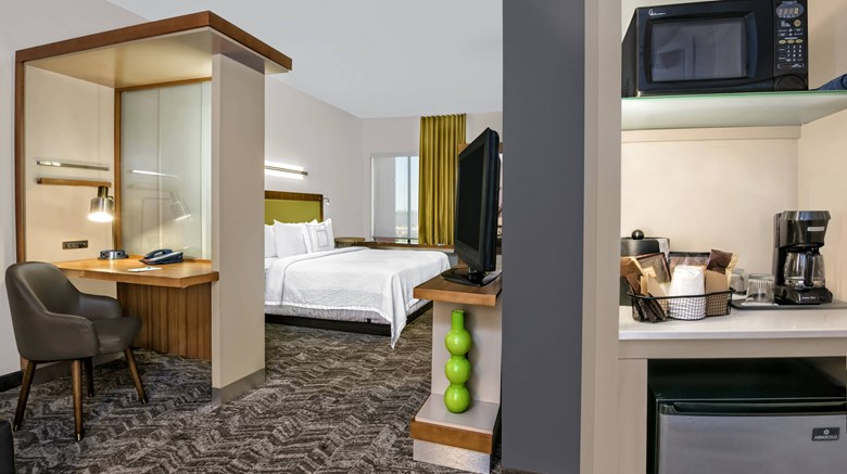 "SpringHill Suites San Antonio SeaWorld Suite. Images powered by <a href=&#39;http://www.leonardo.com&#39;  target=""_blank"">Leonardo</a>."