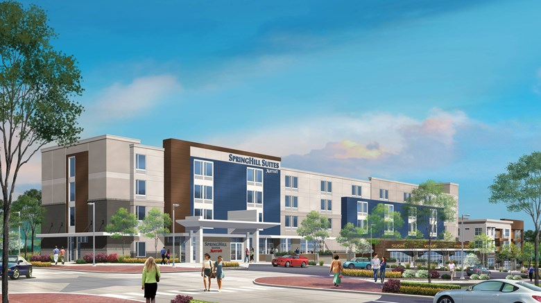 Springhill Suites Kansas City Lenexa Exterior Images Ed By A Href Http