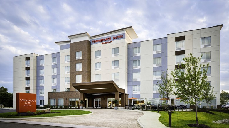 Towneplace Suites Mobile Saraland Exterior