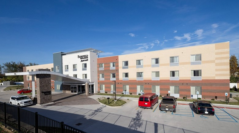 Fairfield Inn Suites Detroit Macomb Exterior Images Ed By A Href