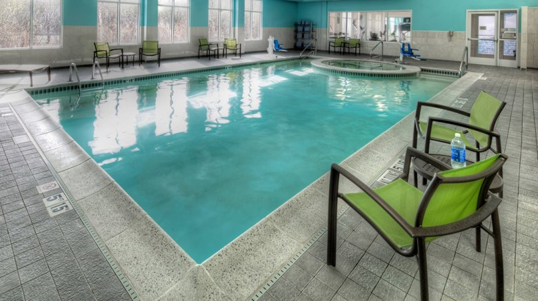 "SpringHill Suites University Lake Recreation. Images powered by <a href='http://www.leonardo.com'  target=""_blank"">Leonardo</a>."