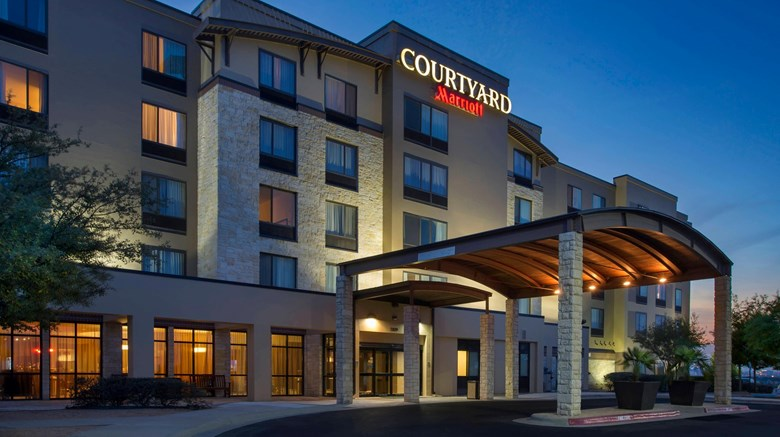 Courtyard By Marriott Austin Airport Exterior Images Ed A Href Http