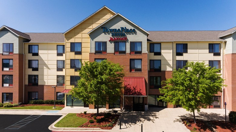 Towneplace Suites Shreveport Exterior