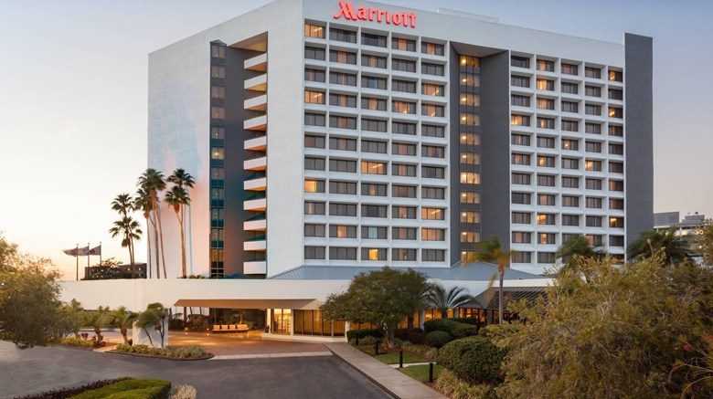 Tampa Marriott Wests Exterior